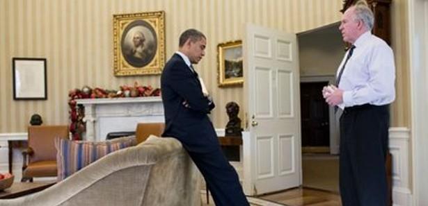 Barack Obamanın Okul KAtliamını Öğrendiği Anın Görüntüleri
