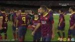 Barcelona 8  Santos 0 Hazırlık Maçı Geniş Özet 02.08.2013