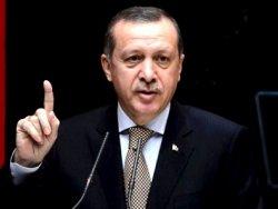 Başbakan Erdoğan Gazeteciye Makineli Tüfek Dedi
