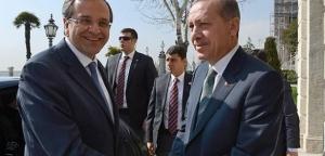 Başbakan Erdoğan İstedi Samaras Kovdu