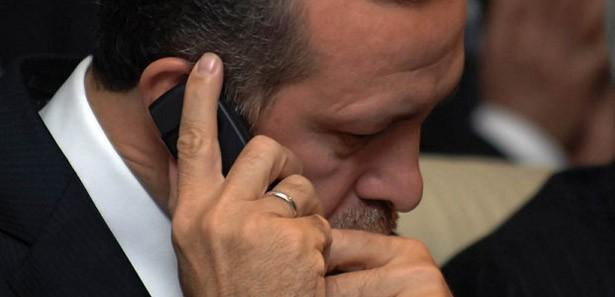 Başbakan Erdoğana Şifrelenmiş Telefon Verildi