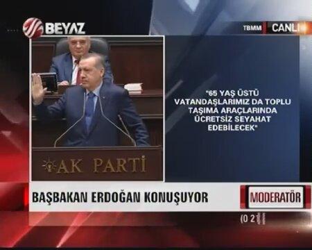 Başbakan Erdoğanın 2013 Müjdeleri