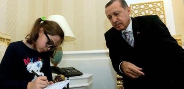 Başbakan Erdoğanın Hale Tuana Ropörtajı