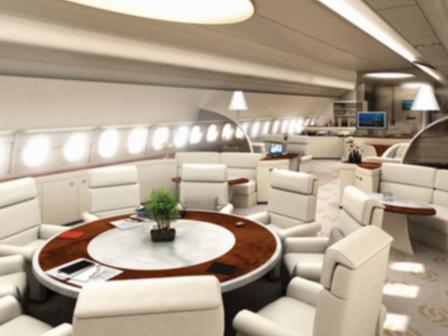 Başbakan Erdoğanın Yeni Uçağı