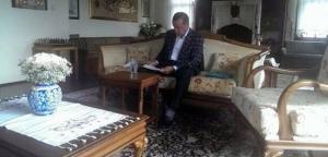 Başbakanın Baba Ocağındaki O Fotoğrafı