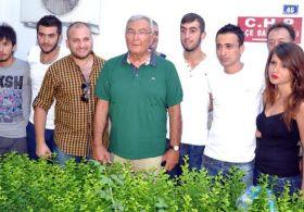 Baykal Ve CHP Milletvekilleri Kemerde