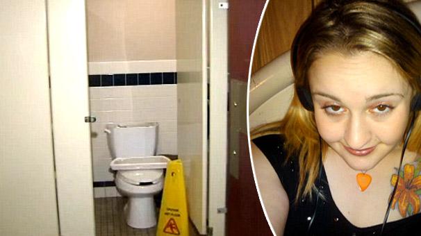 Bebeğini Öldürüp Tuvalete Attı