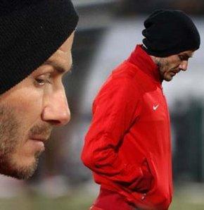 Beckham Sahalara Geri Döndü