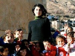Bedia Tülüler Öğretmen Diyarbakırdan Işık Saçıyor