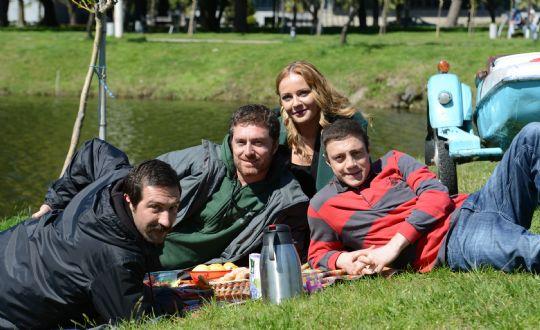 Benim icin Uzulme Ekibi Piknik Goruntuleri Benim İçin Üzülme Ekibi Piknik Görüntüleri