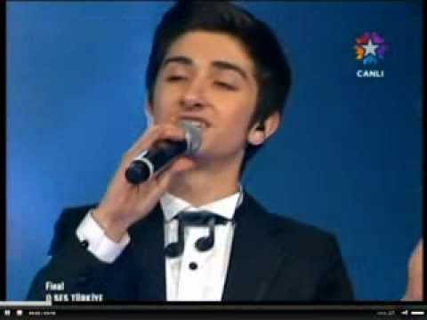 Berkan Taşkın Yalan Olur O Ses Türkiye Finali 18 Şubat
