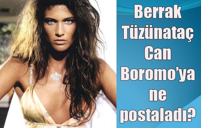 Berrak Tuzunatac Can Bonomo Ayrildi Mi Berrak Tüzünataç Can Bonomo Ayrıldı Mı