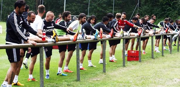 Beşiktaş Erciyesspor Maçı Hazırlıklarına Başladı