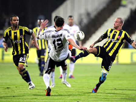 Beşiktaş Fenerbahçe Maçının Hakemi Kim