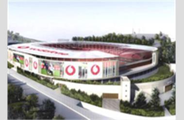 Beşiktaş Kulübü Ve Vodafone Arasında Tarih Anlaşma