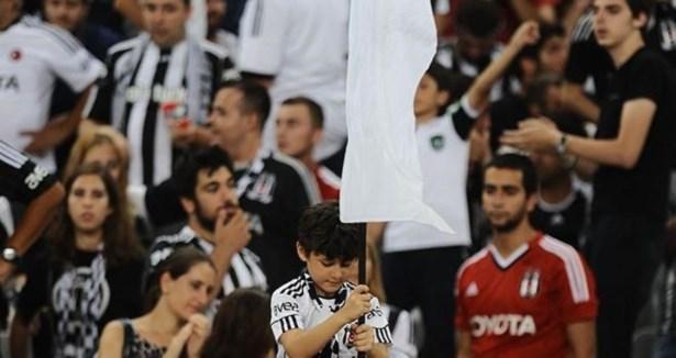 Beşiktaştan Taraftarına Teşekkür
