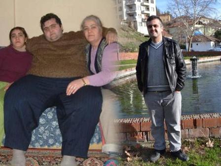 Bir Yılda 115 Kilo Veren Adam