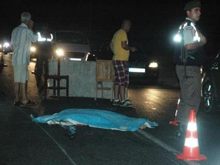 Bodrumda Trafik Kazası 2 Ölü