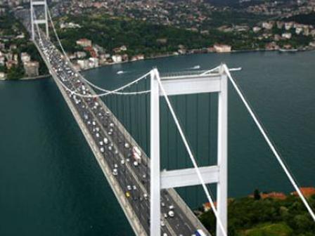 Boğaziçi Ve Fatih Sultan Mehmet Köprülerinde Onarım Başlayacak