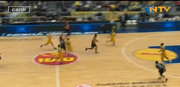 Bogdanovicin Maccabi Electra Basketini İzle
