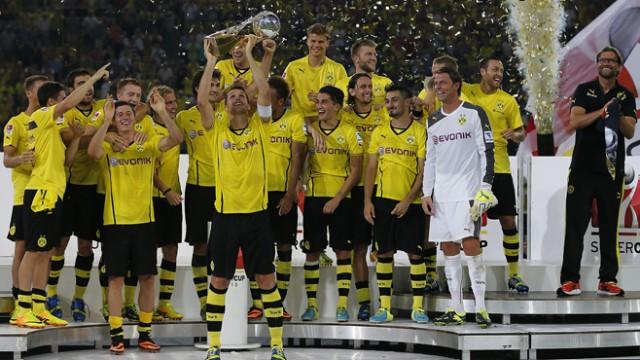 Borussia Dortmund 4-2 Bayern Munich (MaçÖzeti)