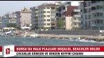 Bursada Halk Plajları Boşaldı Beachler Doldu  ÖZEL HABER