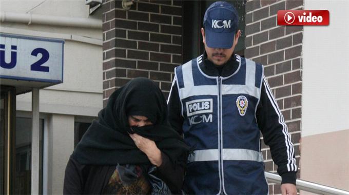 Bursadaki 70 Yaşındaki Ninede Uyuşturucu çıktı