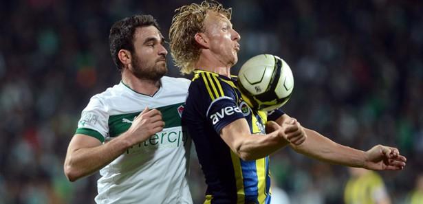 Bursaspor Fenerbahçe 2-3 Maçının Özetini VE Gollerini İzle