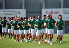 Bursaspor Üç Puanla Başlamak İstiyor