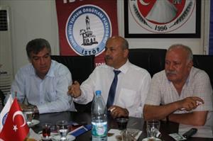 CHP İzmir İl Başkanı Engin Aziz Kocaoğlu