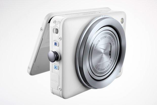 Canon PowerShot N Facebook Fotoğraf Makinesi