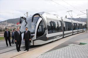 Çelik Yerli Tramvay Türkiye İçin Övünç Kaynağı