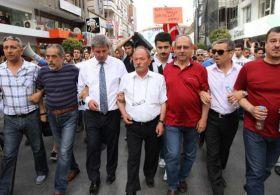 Chpli Başkana Gezi Soruşturması