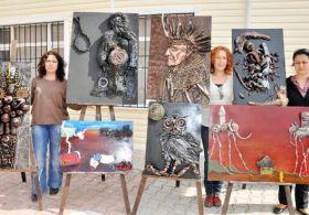 Çöpten Sanat Eserleri