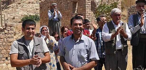 Çözümle 22 Yıl Sonra Köylerine Döndüler