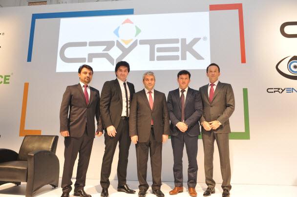 Crytek İstanbulda Ofis Açtı