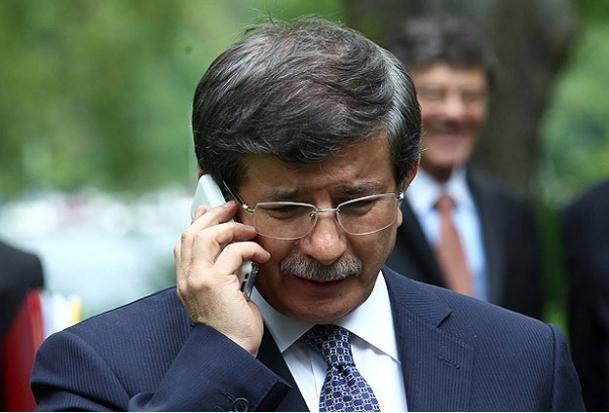 Davutoğlu Mısır Diplomasisini Sürdürdü