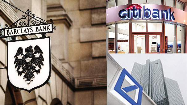 Dev Bankalara Soruşturma