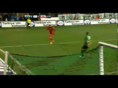 Didier Drogbanin Galatasaraydaki ilk Golu Didier Drogbanın Galatasaraydaki İlk Golü
