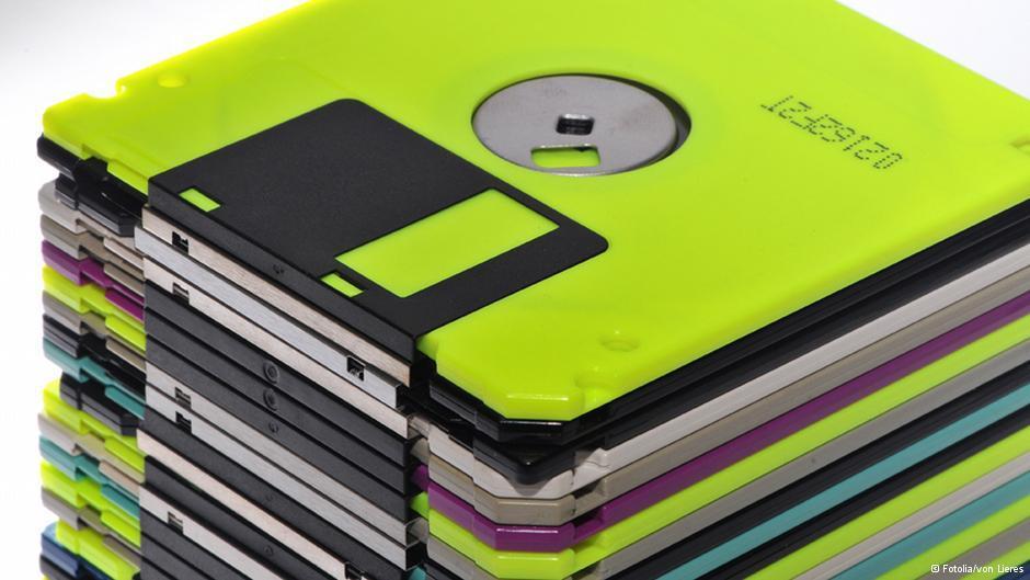 Disketler Sanatın Hizmetinde