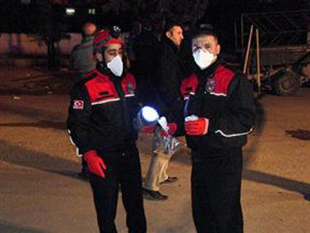 Diyarbakır Hurdacıdan Çıkan Gaz 30 Kişiyi Zehirledi