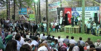 Drahna Keskek Festivalinin 9uncusu Yapildi Drahna Keşkek Festivalinin 9uncusu Yapıldı