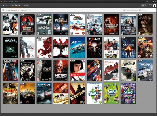 EA Origin Oyunlarında İade Garantisi