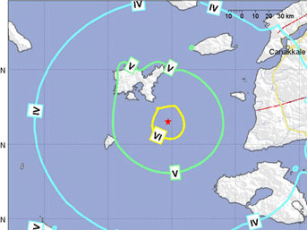 Ege Denizindeki Depremin Anlami Nedir Ege Denizindeki Depremin Anlamı Nedir