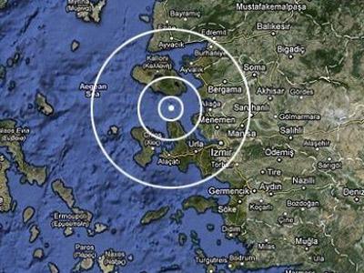 Ege Denizindeki Depremlerin Anlamı Nedir