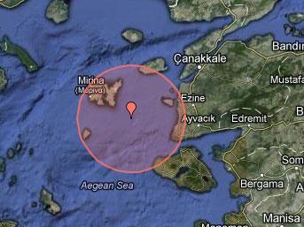 Egede Deprem Sonrası Görüntüleri İzle