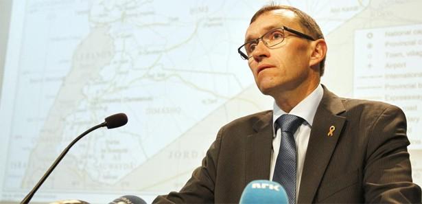 Eide BM Suriye İçin Bir An Önce Harekete Geçmeli