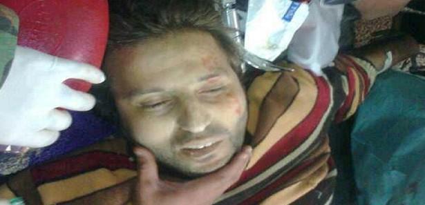 El- Cezire Muhabirini öldürülme Anı