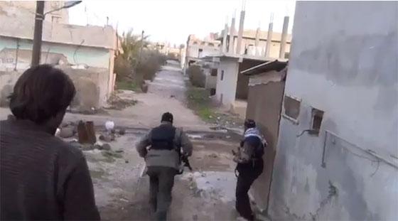 El-Cezire Muhabirinin Suriye'de Vurulma Anı Izle