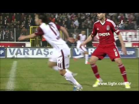 Elazığspor 1 Beşiktaş 3  Maçının Gollerini Izle